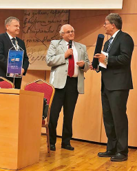 Prof. Dr. Roger Lehmann awarded with the Somogyi Prize
