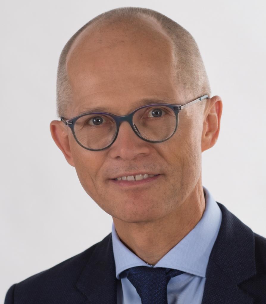 Portraitbild von Prof. Dr. Thomas. Stulnig